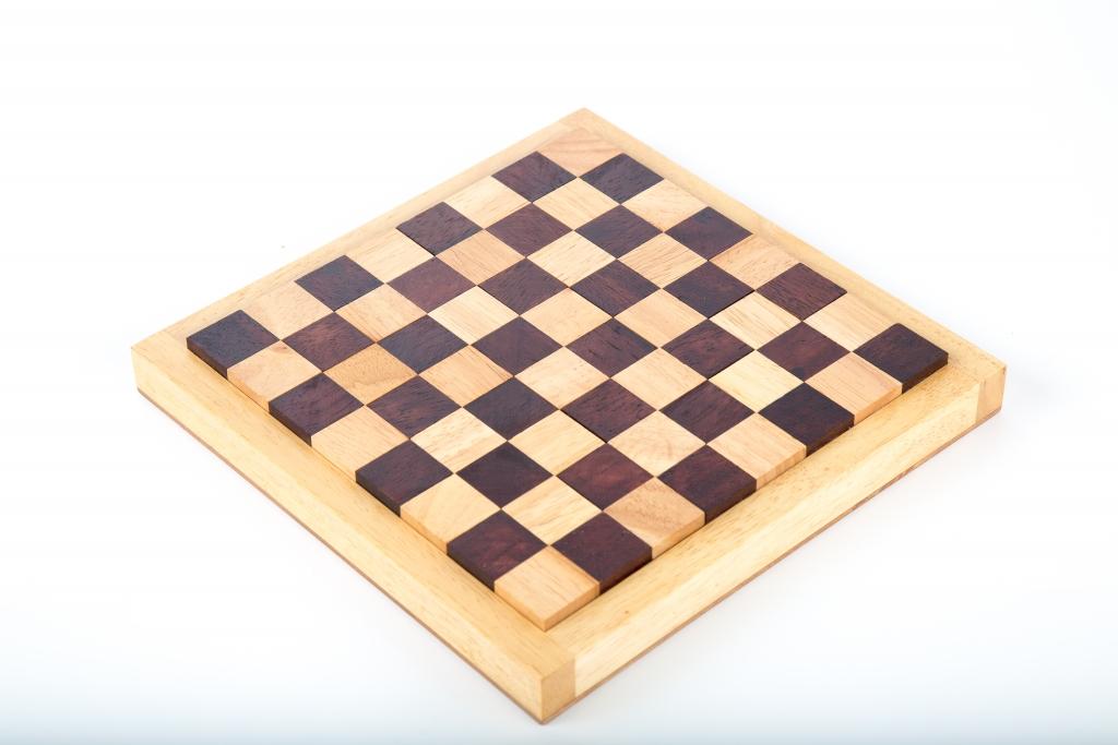 Mini Chessboard Puzzle